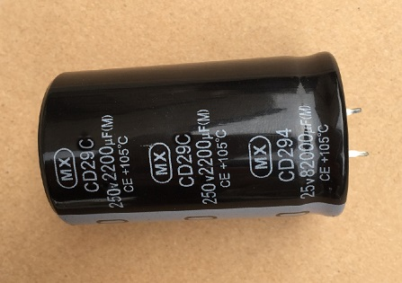 CD29C Large Can Aluminum Electrolytic Capacitor
