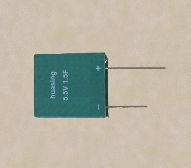 5.5V Plastic Shell Module Ultracapacitors