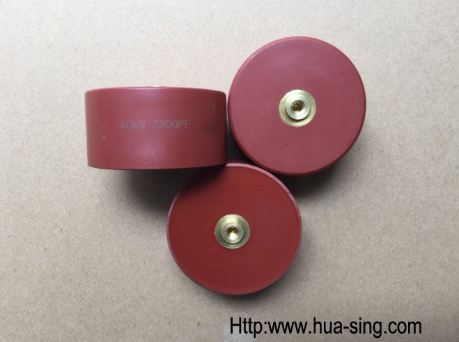 Ultra High Voltage Ceramic Capacitors