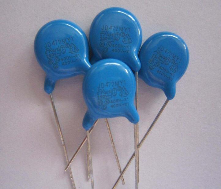 CT7 AC Safety Ceramic Capacitor