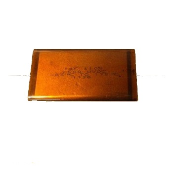 175C High Temperature Mica Paper Capacitors