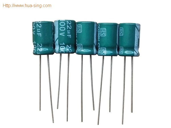 CD288H High Frequency Low Impedance Capacitors