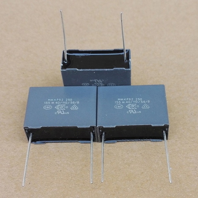 Mmkp82 Double Sided Metallized Film Capacitors Nantong Huasing Electronics Co Ltd China Manufacturer Of Capacitors