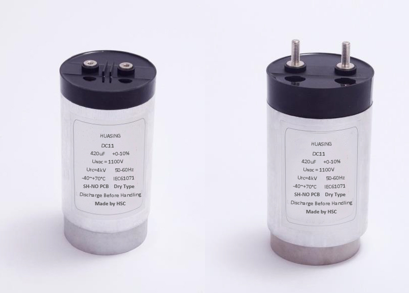 AC Filtering Metallized Film Capacitors