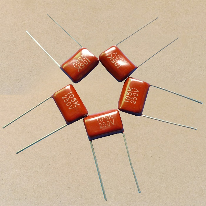 CL11 Polyester Film/Foil Capacitor