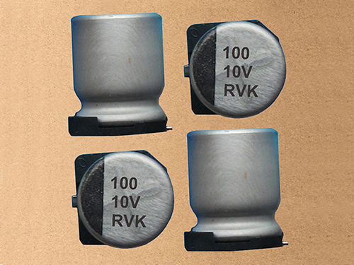RVK Low Leakage Chip Electrolytic Capacitor