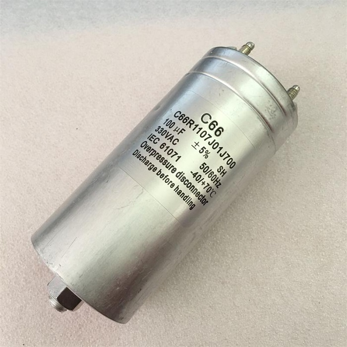 C66 AC Filter Capacitor Oil filled Type