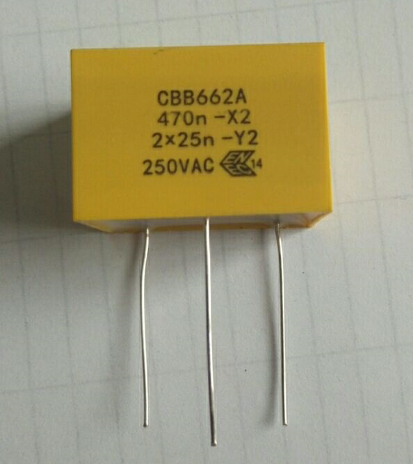 Delta Connection Bypass Combintional Capacitor