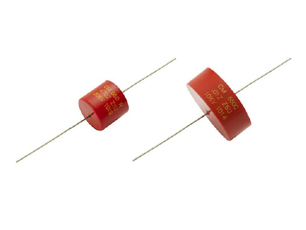 CT8L High Voltage Ceramic DC Disc Capacitors
