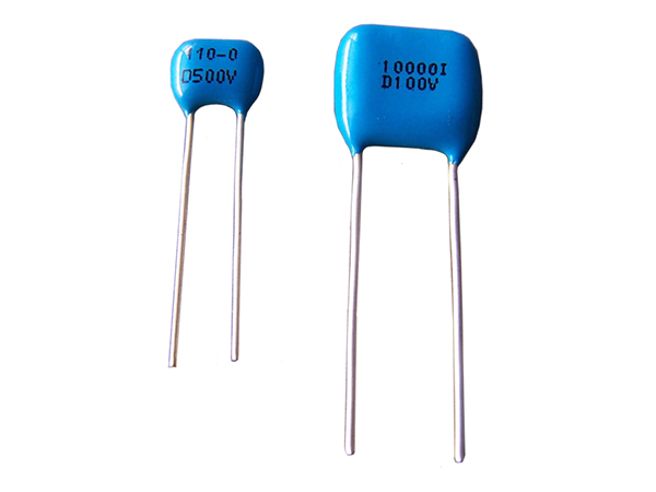 Radial Leaded Dipped Mica Capacitor